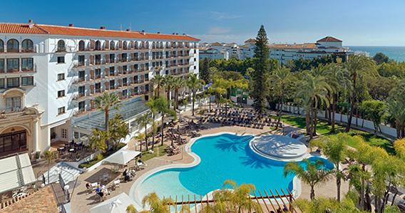 Hotel H10 Andalucía Plaza**** de Marbella