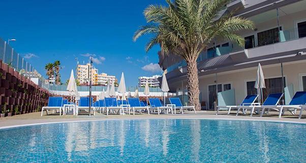 Hotel HL Suites Nardos**** de Playa del Inglés