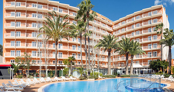 Hotel HSM Don Juan*** de Magalluf