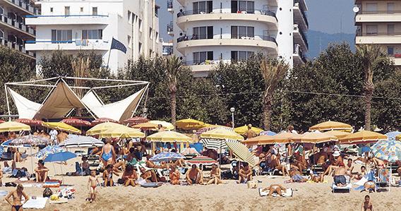 Hotel Haromar** de Calella