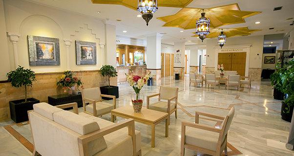 Hotel Helios*** de Almuñécar