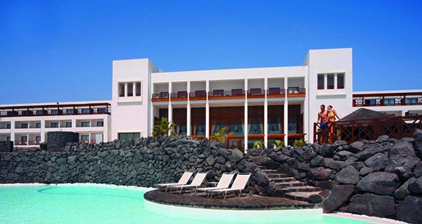 Hotel Hesperia Lanzarote***** de Puerto Calero