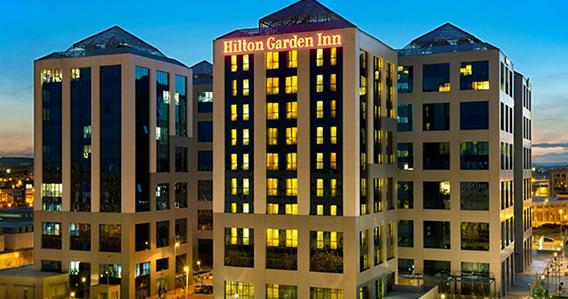Hotel Hilton Garden Inn Sevilla**** de Sevilla