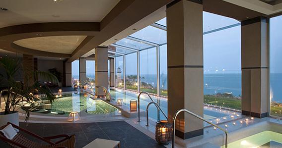Holiday Hydros Hotel Boutique Spa & Wellness**** de Benalmádena