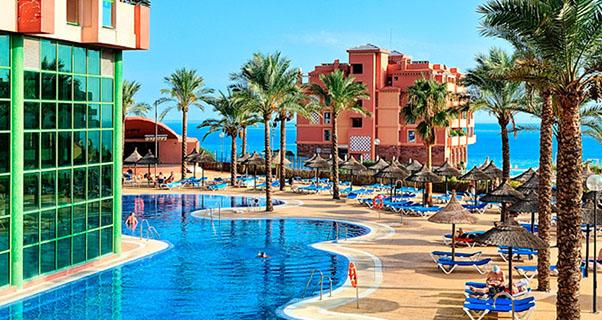 Hotel Holiday Palace**** de Benalmádena