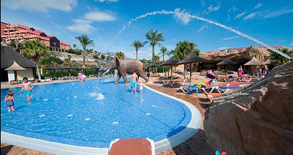 Hotel Holiday World Riwo**** de Benalmádena