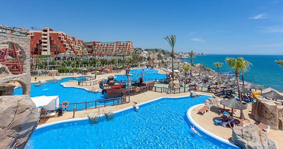 Holiday World Resort**** de Benalmádena