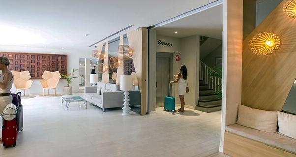 Hotel Ibersol Antemare Spa**** de Sitges