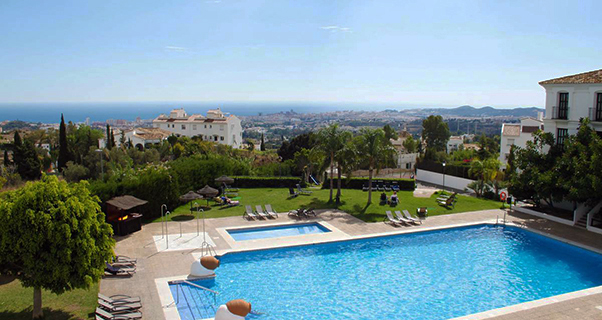 Hotel ilunion Hacienda del Sol**** de Mijas