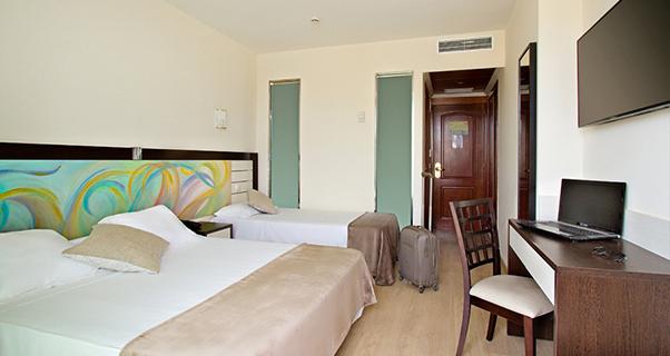 Hotel Indalo Park*** de Santa Susana