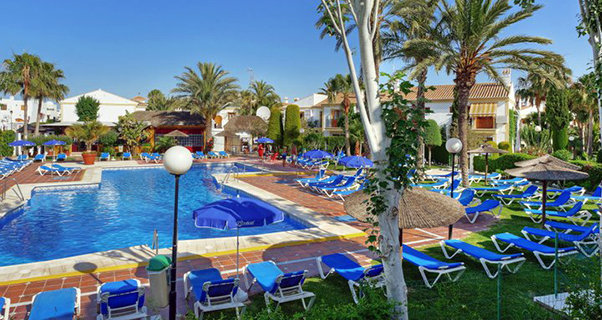 Infiniti Beach Resort de Vera