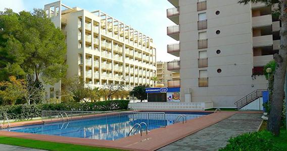 Inter Apartamentos de Salou