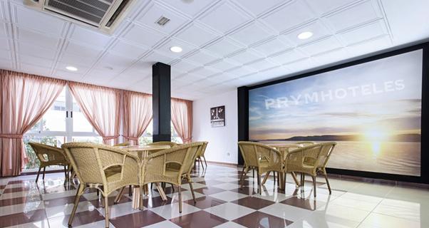 Hotel Internacional** de Benidorm