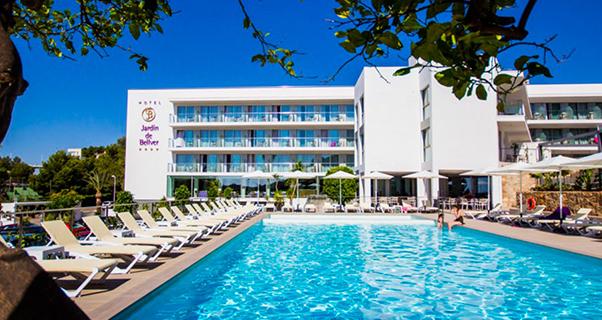 Hotel Jardín de Bellver**** de Oropesa