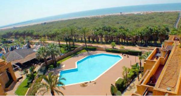 Vacaciones chollo viaja en verano al apartamentos for Jardines isla canela