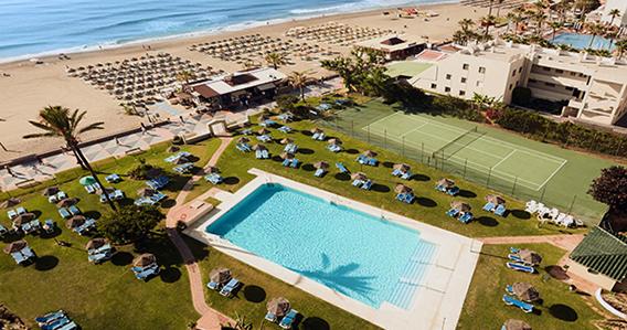 Hotel La Barracuda*** de Torremolinos
