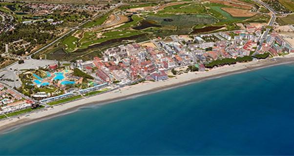 Boutique Hotel Terramarina Beach Club**** de La Pineda