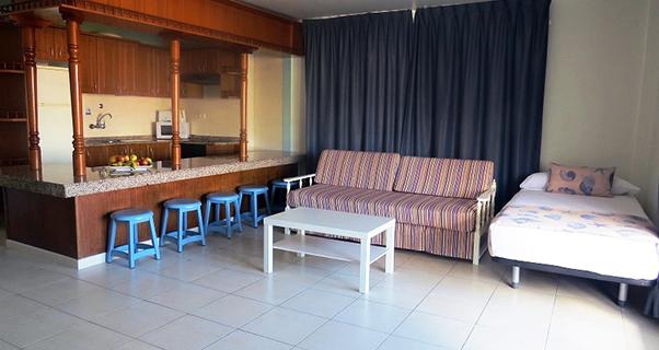 Hotel Laguna Park*** de Costa Adeje