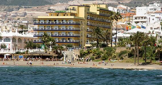 Hotel Las Arenas**** de Benalmádena