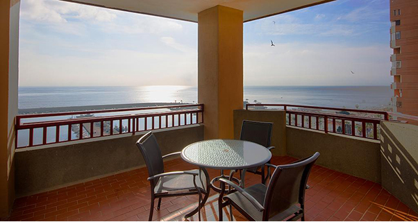 Hotel Las Palmeras**** de Fuengirola