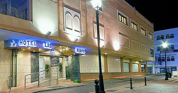 Hotel Las Rampas*** de Fuengirola