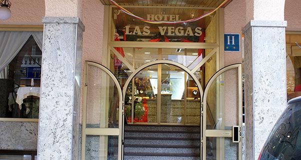 Hotel Las Vegas** de Benidorm