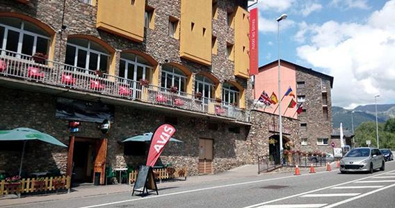 Hotel Les Terres*** de Canilló