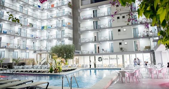 Hotel Los Álamos**** de Benidorm