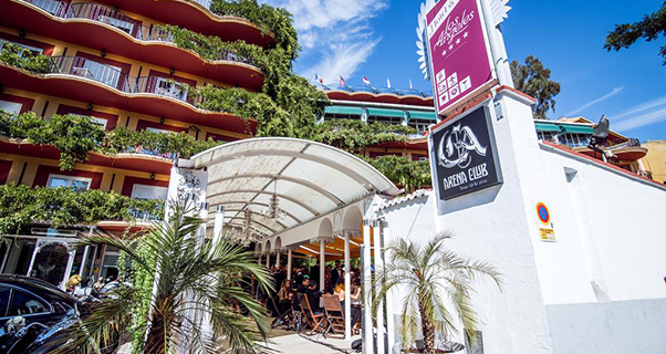 Hotel Los Angeles**** de Granada