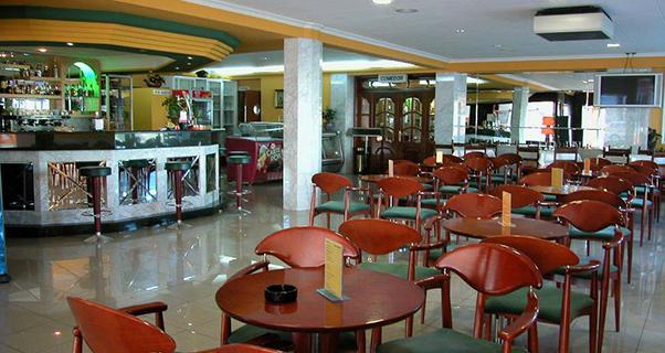 Hotel Los Naranjos** de Sanxenxo