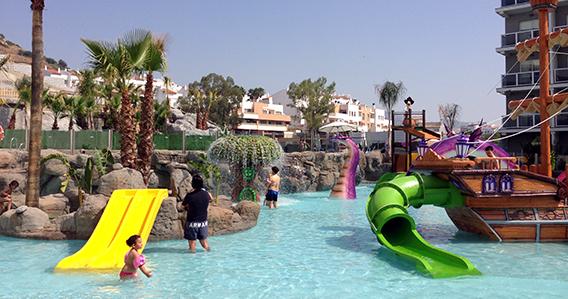 Hotel Los Patos Park**** de Benalmádena
