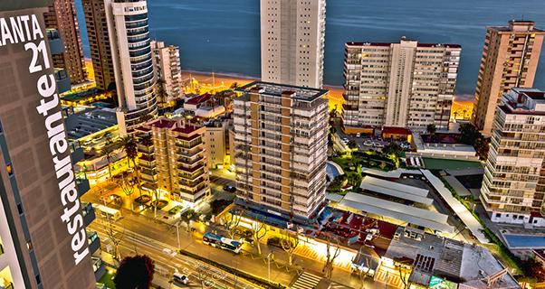 Hotel Madeira Centro**** de Benidorm