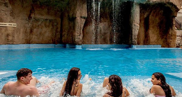 Hotel Magic Aqua Rock Gardens**** de Benidorm