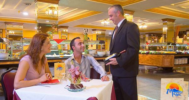 Hotel Magic Cristal Park*** de Benidorm