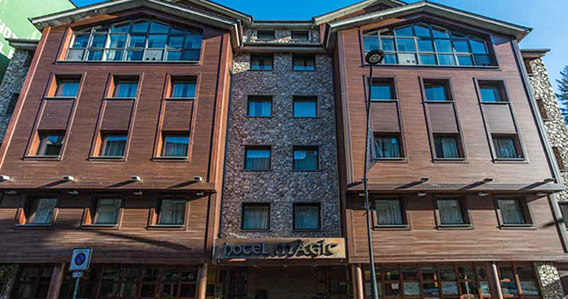 Hotel Magic La Massana**** de La Massana