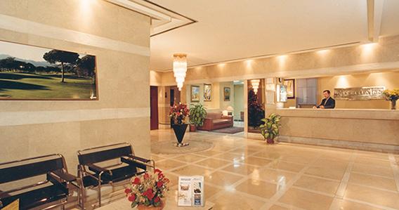 Hotel Apartamentos OH Marbella Inn de Marbella
