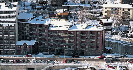 Hotel Marco Polo*** de La Masana
