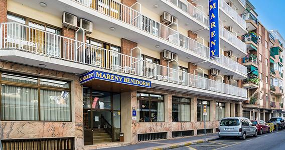Hotel Mareny Benidorm*** de Benidorm