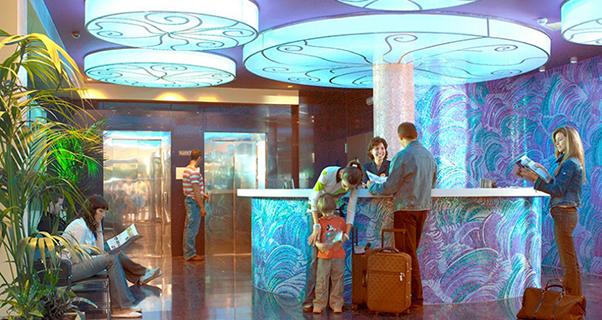 Hotel Marina D'Or Beach*** de Oropesa del Mar