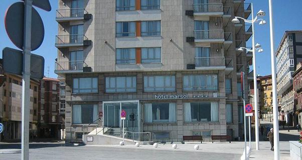 Hotel City House Marsol Candás**** de Candás