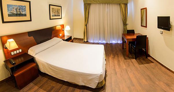 Hotel Apartamentos Martín Alonso Pinzón**** de Mazagón