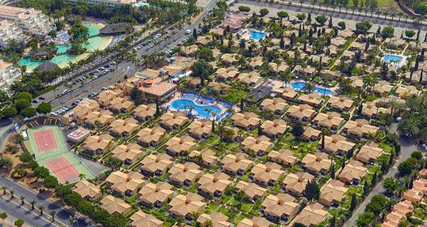 Maspalomas Resort by Dunas**** de Maspalomas