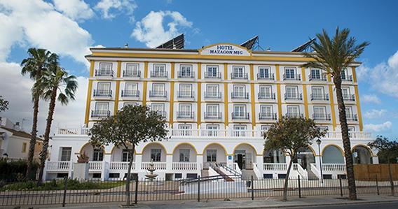 Hotel Mazagón Mig*** de Mazagón