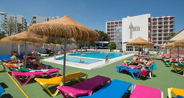Hotel Med Bali*** de Benalmádena