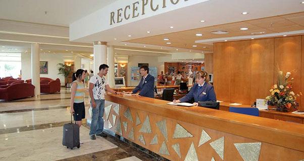 Hotel Medplaya Flamingo Oasis**** de Benidorm