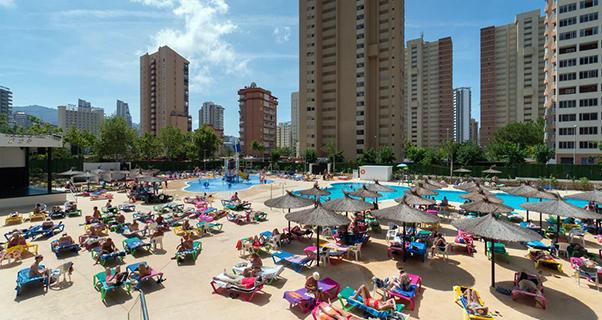 Hotel Río Park***** de Benidorm