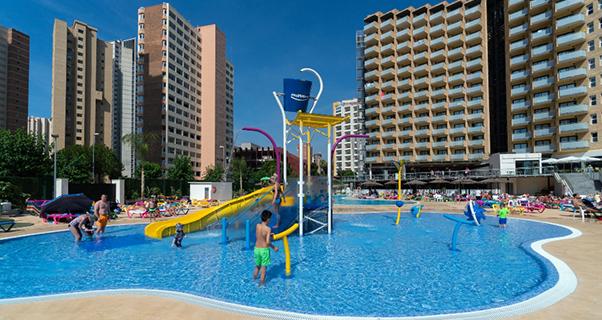 Hotel Río Park**** de Benidorm