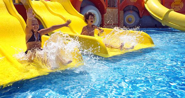 Mediterráneo Bay Hotel & Resort**** de Roquetas de Mar