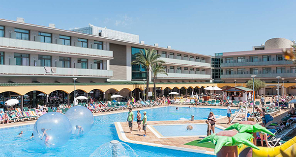 Hotel Mediterráneo Benidorm**** de Benidorm