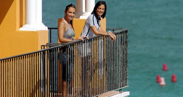 Hotel Mediterráneo Park**** de Roquetas de Mar
